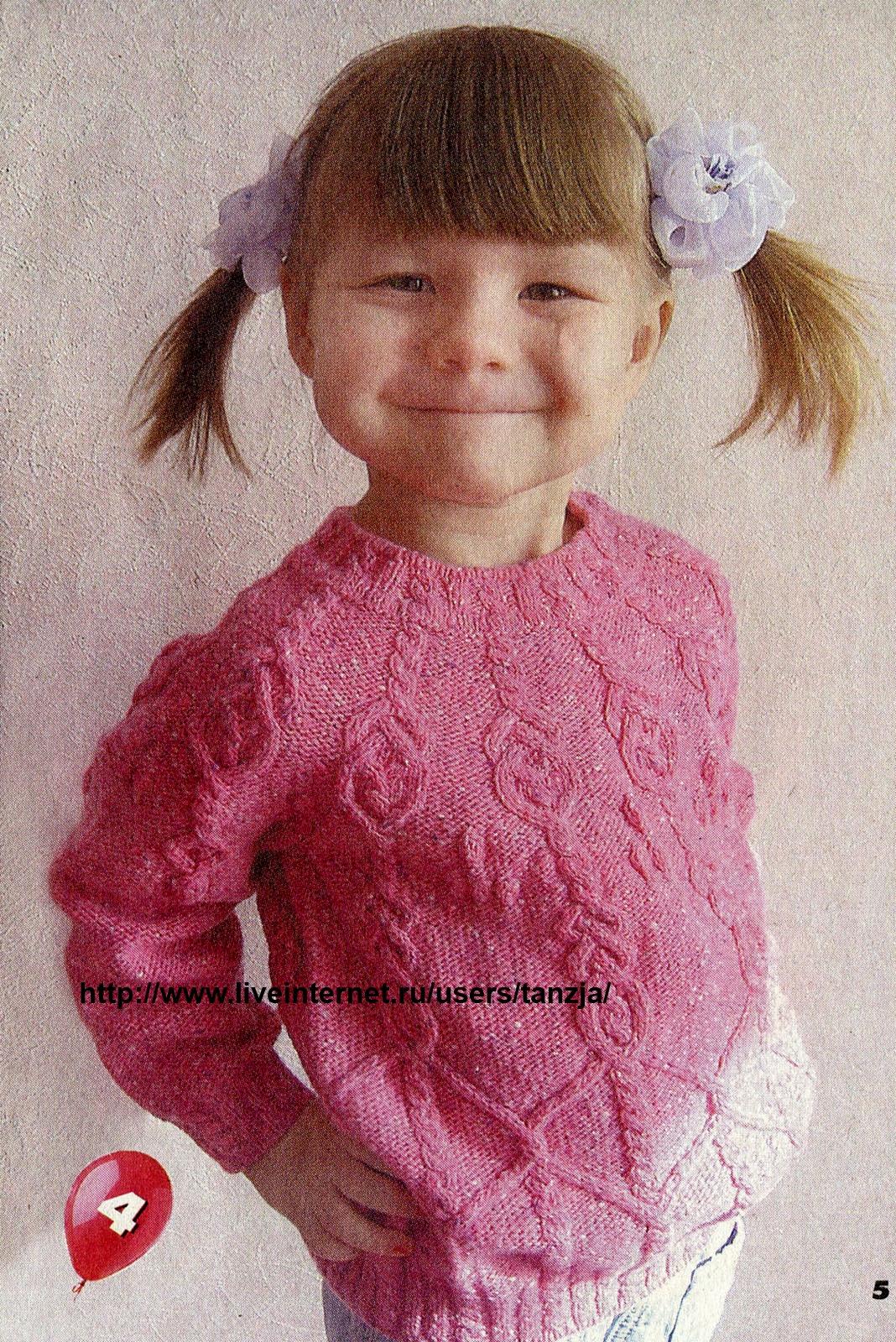 свитера женские вязаные схемы фото