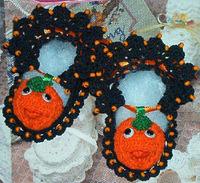 "Вязание для детей/пинетки, носочки. милена70. a href= ""http..."