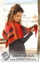 вязание шарфы шали.