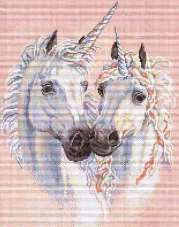 Рказочные лошади.