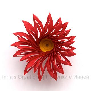 Мастер-класс по квиллингу: Как сделать красивые цветы из бумаги.