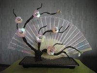 Плетение ветки сакуры бисер.  Фотохостинг - фотографии, картинки, изображения.