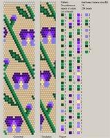 Часть 16... biser.info/node/240485.  Застежки для вязаных крючком жгутов.  Схемы бисерных жгутов.  Прочитать целикомВ.